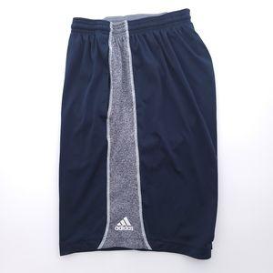 Adidas Climalite Medium Mens Navy Shorts
